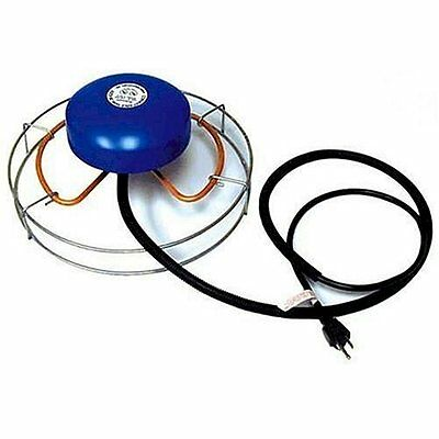 Heated Electric Pond Koi Fish Stock Heater Convertible De-Icer Ice Chaser H4615