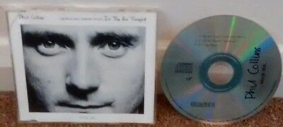 Phil Collins - In The Air Tonight '88 Remix (CD Single, 1988)