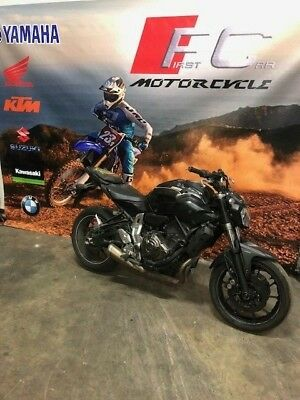 YAMAHA MT 07 for parts SPARES OR REPAIR