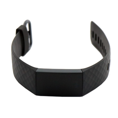 Fitbit Charge 3 Activity Tracker + Heart Rate - Graphite/Black FB409GMBK