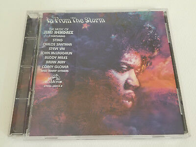 In from the Storm by Various Artists (CD, Oct-1995, RCA)