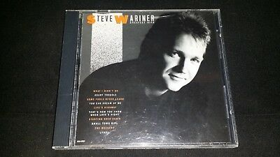 Steve Wariner Greatest Hits Cd Music Album Songs 10 Tracks Mca Records Country