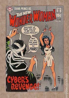 Wonder Woman (1st Series DC) #188 1970 VF+ 8.5