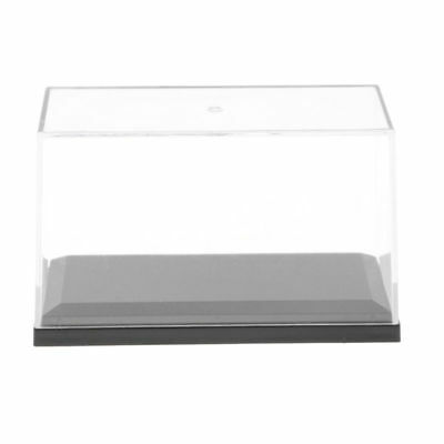 Small Display Box 10*5*6cm 1:24 Figures 1PCS Transparent Show Durable Hot Sale