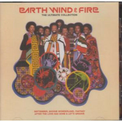 EARTH WIND AND FIRE Ultimate Collection CD Europe Sony 1999 19 Track