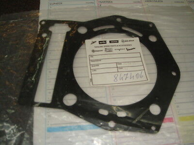 gasket head Piaggio 500 MP3 BEVERLY CRUISER APRILIA SCARABEO cod. 844957
