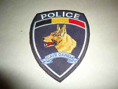 patch police canin