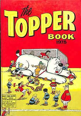 The Topper Book 1975 (Annual), , Good Condition Book, ISBN