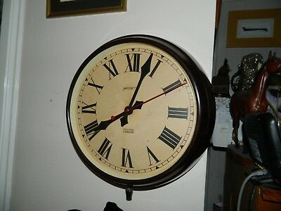Magneta Electric Bakelite Large Wall Clock