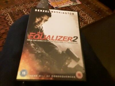 the equalizer2 dvd