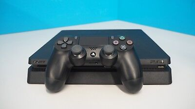 Sony Playstation 4 500GB CUH-2216A Black Games Console (614649)