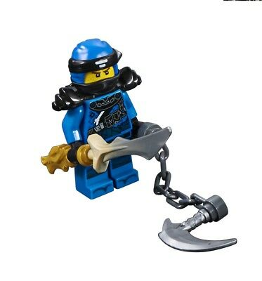 Lego Ninjago Jay Hunted Minifigure Authentic New 70652 417
