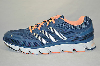 ADIDAS POWERBLAZE Womens RUNNING CASUAL Shoes SIZE 9.5 NEW NAVY PEACH
