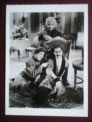 Postcard Actors Marx Brothers - A Day At The Races (1937) 1