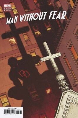 Man Without Fear #3 Luke Ross 1:25 Variant Many Loves Of Matt Murdock  010319