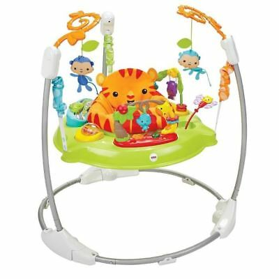 Trotteur Jumperoo Jungle Sons Lumières FISHER-PRICE