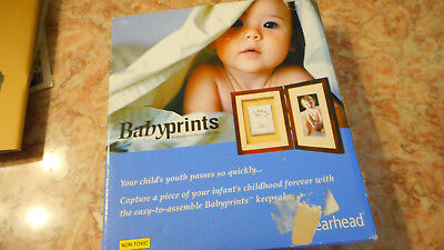 Pearhead Babyprints Keepsake Kit NIB