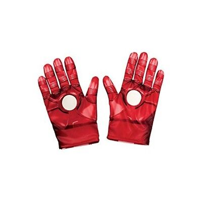 Rubie's Official Marvel Avengers Assemble Iron Man Child Gloves,- One Size -