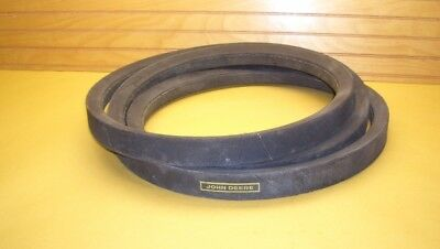 Vintage John Deere Combine Farm Equipment V Belt Part Jd E-10502-E Df