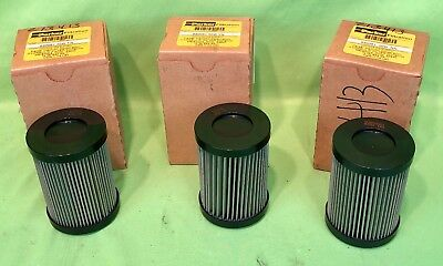 3 New Parker 930091 40W Yn Nn Hydraulic Replacement Filters