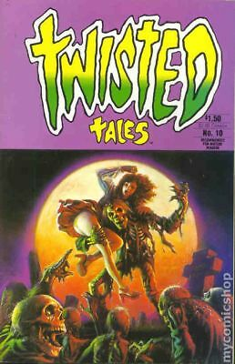 Twisted Tales (Pacific) #10 1984 FN- 5.5 Stock Image Low Grade