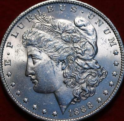Uncirculated 1888-O New Orleans Mint  Morgan Dollar