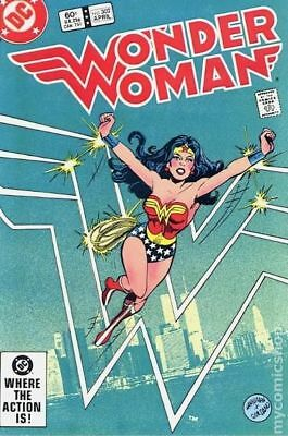 Wonder Woman (1st Series DC) #302 1983 FN+ 6.5 Stock Image