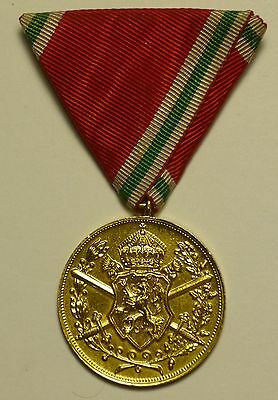 "Bulgaria "" Commemorative Medal for the War of 1915-1918 """