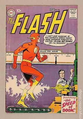 Flash (1st Series DC) #108 1959 VG- 3.5