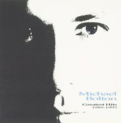 Michael Bolton [cd] Greatest Hits 1985-1995 - Greatest Hits 1985-1995 CD SO NEW