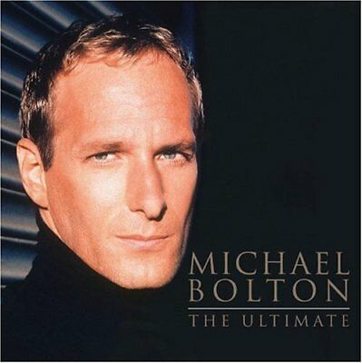 Michael Bolton - Ultimate CD Sony Music NEW