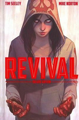 Revival Deluxe Collection Volume 1 (Revival DLX Coll Hc) by Seeley, Tim, NEW Boo