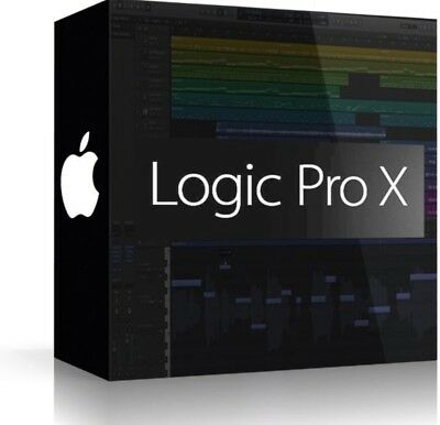 Logic Pro X 10.4.4 MacOs Instant Download/ Latest Version/Unlimited License