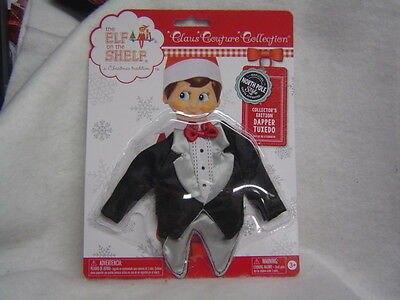 The Elf on the Shelf Collector's Edition Dapper Tuxedo  Outfit  hot toy