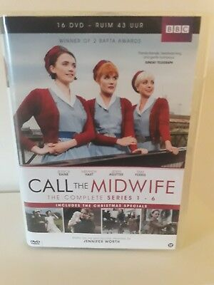 Call the midwife series 1-6 Inc. Christmas Specials