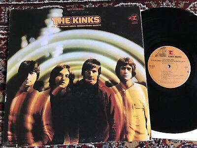 The Kinks- Are The Village Green Preservation Society- Reprise Stereo USA Issue