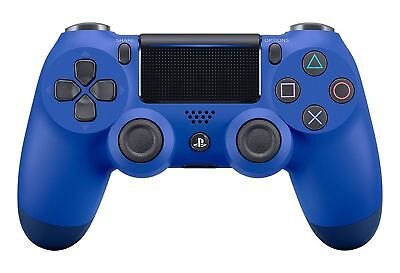 Official Sony PlayStation 4 PS4 Dualshock 4 Wireless Controller (Wave Blue) NEW[