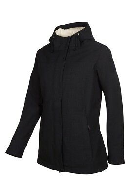 Elkline Shortcut Damen Winterjacke Outdoor Jacke anthramelange