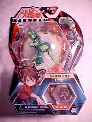 Bakugan battle planet ULTRA TROX