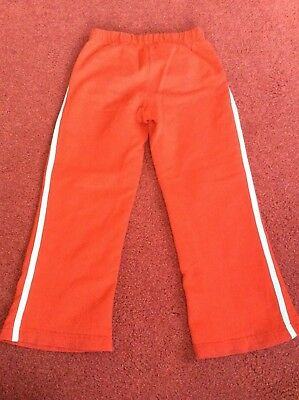 RAINBOWS Girlguide jogging tracksuit trousers size small Rainbows Bottoms