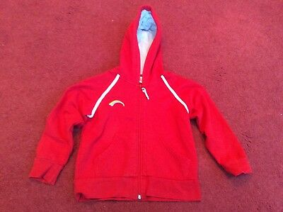 Rainbows Girlguiding Uniform Hoodie tracksuit top size Medium