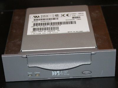 DDS4 DAT-Streamer, 20/40 GB, SCSI, ideal fuer Diavolo-Backup, etc.