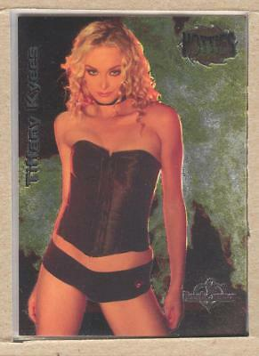 Tiffany Kyees 2 of 8 2004 Bench Warmer Series 2 Foil Hotties