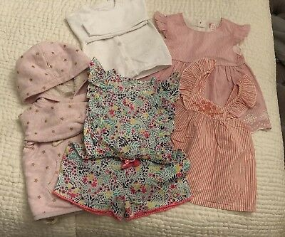 Bundle Baby Girl 18-24 Months Gap, Mothercare, Nutmeg, Primark - Good condition