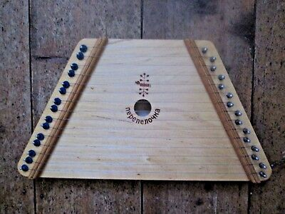 Cimbala / Lap Harp / Zither / Musical String Instrument & over 20 Music Scores
