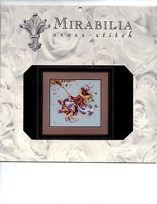 Mirabilia Touching the Autumn Sky OOP Pattern