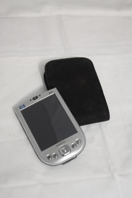 HP iPAQ Pocket PC with case