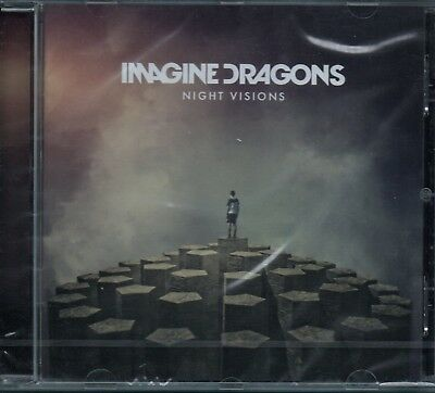IMAGINE DRAGONS - Night Visions - CD Album *NEW & SEALED* *On Top Of The World*