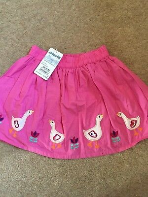 JOJO MAMAN BEBE BNWT GIRLS SKIRT SIZE 4-5 years Old Pink   +++++++FREEPOST++++
