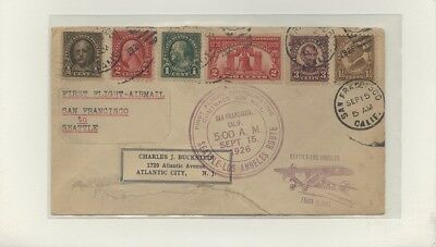 US - Nice Airmail Cover Lot # 2